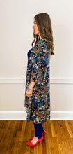 Load image into Gallery viewer, FLORA midi kimono - Half Past Three Clothing