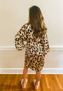 GISELE robe - Half Past Three Clothing