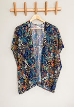 Load image into Gallery viewer, FLORA shorty kimono - Half Past Three Clothing