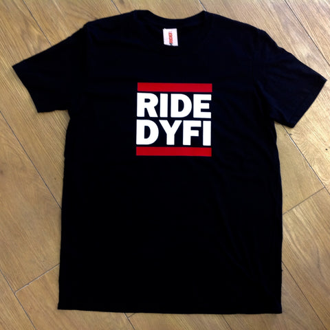 RIDE DYFI Mountain Bike T-Shirt