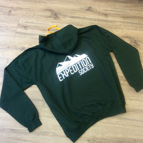 Aberystwyth University Expedition Society Hoodies