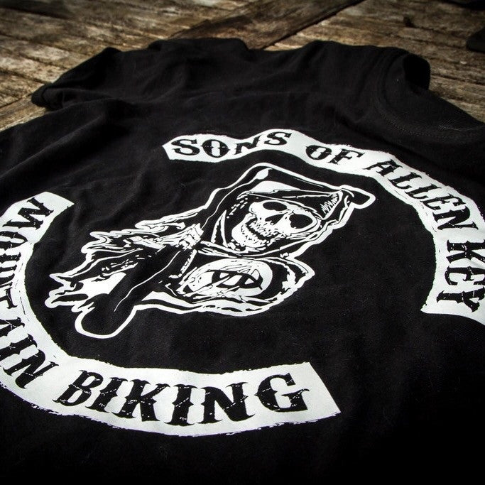 Sons of Allen Key Mountainbiking T Shirt