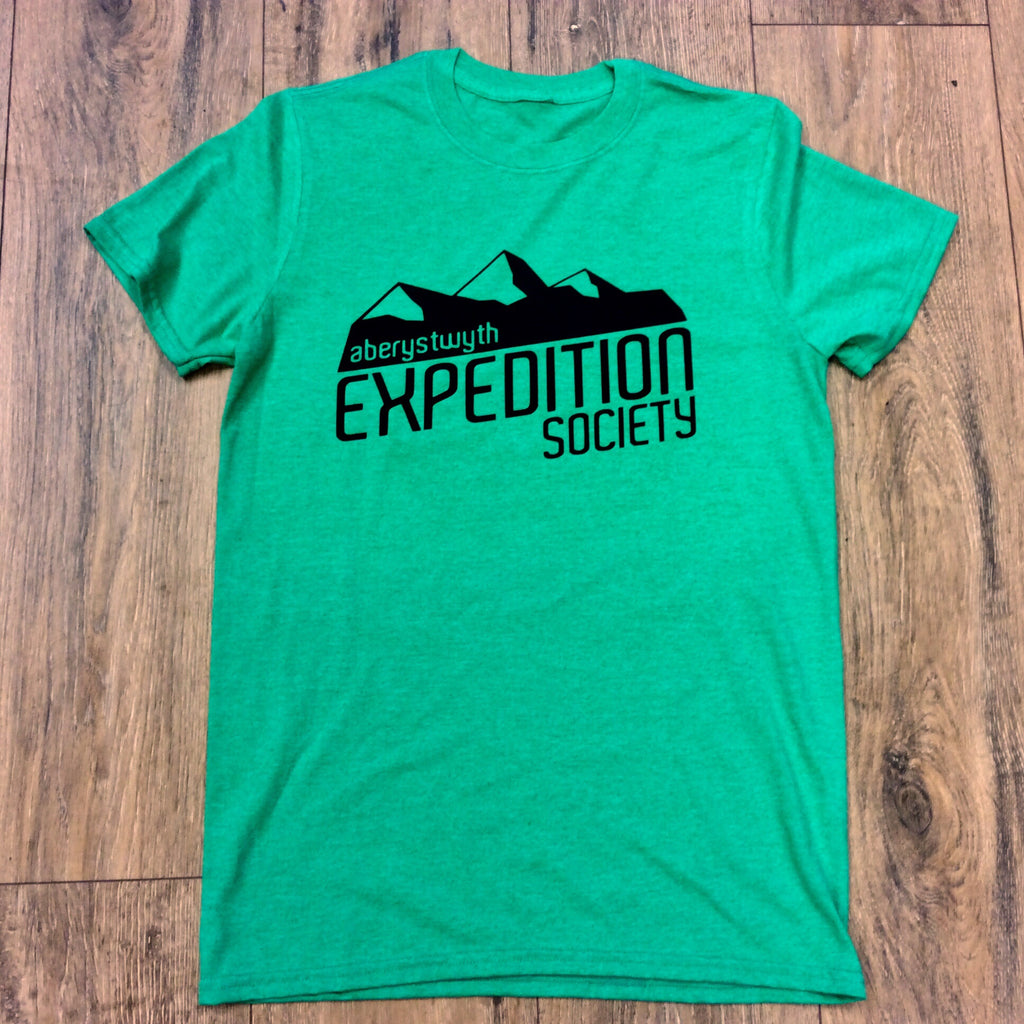 Aberystwyth University Expedition Society T-Shirt 2018
