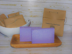 Lavender Lemon Handmade Bar Soap
