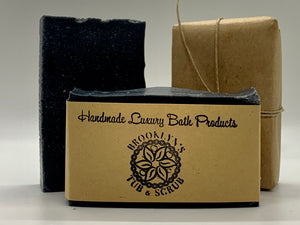 Activated Charcoal Tea Tree Oil Soap