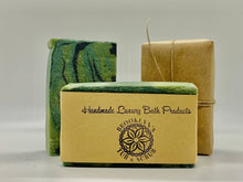 Load image into Gallery viewer, Ugly Duckling Collecton: Bamboo Hemp Bar Soap