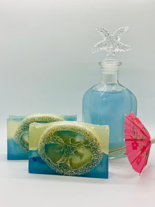 """Just Beachy""  Soap"