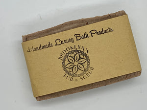 Oats & Honey Goat Milk Soap (scented)