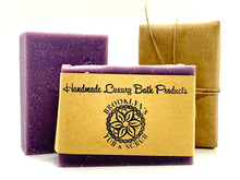 Load image into Gallery viewer, Lavender Lemon Handmade Bar Soap