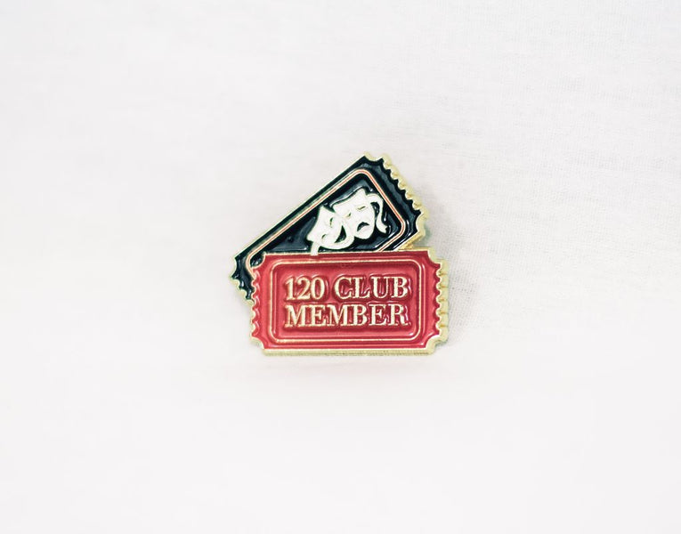 Custom Enamel Pins: Sioux Empire Community Theatre 'Pins With Purpose' Spotlight