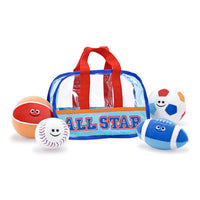 Sports Bag Fill & Spill - Dimples Baby Brooklyn