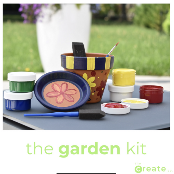 The Garden Kit - Dimples Baby Brooklyn