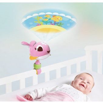Suzi Take-Along Projector Soother - Dimples Baby Brooklyn