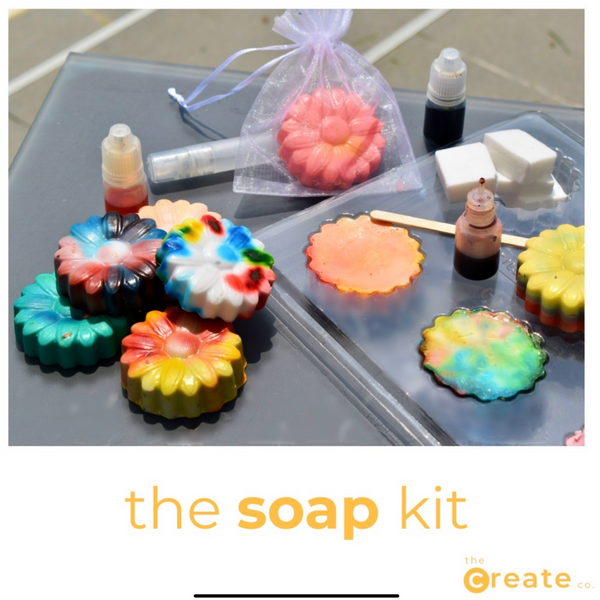 The Soap Kit - Dimples Baby Brooklyn
