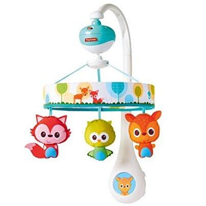 Tiny Friends Lullaby Mobile - Dimples Baby Brooklyn
