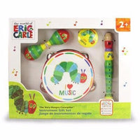 The Very Hungry Caterpillar Instrument Gift Set - Dimples Baby Brooklyn