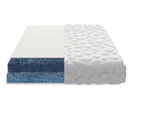 Dream Cotton Crib Mattress - Dimples Baby Brooklyn