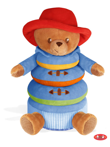 Paddington stacking toy - Dimples Baby Brooklyn