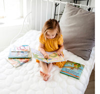Pebble Twin Mattress - Dimples Baby Brooklyn