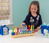 KidKraft Children's Menorah Set - Dimples Baby Brooklyn