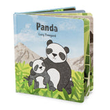 Panda Board Book - Dimples Baby Brooklyn