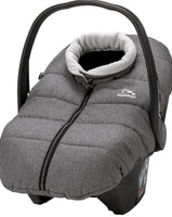 Igloo Cover - Grey - Dimples Baby Brooklyn