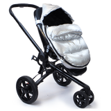 Glacier Pod Car Seat & Stroller Cover -  S/M - Dimples Baby Brooklyn