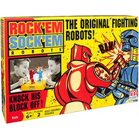 ROCK 'EM SOCK 'EM ROBOTS Game - Dimples Baby Brooklyn