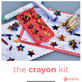 The Crayon Kit - Dimples Baby Brooklyn