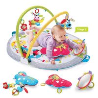 Gymotion Lay To Sit-Up Play - Dimples Baby Brooklyn
