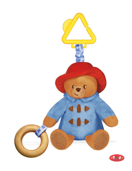 Paddington Stroller Toy - Dimples Baby Brooklyn