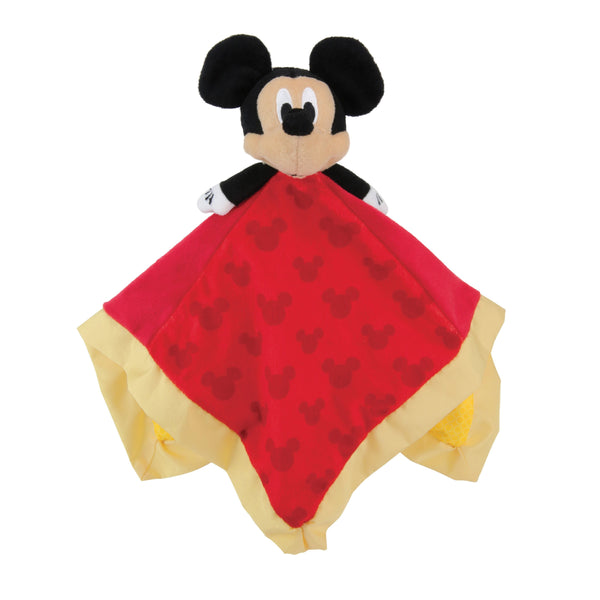 Mickey Mouse Snuggle Blanky - Dimples Baby Brooklyn