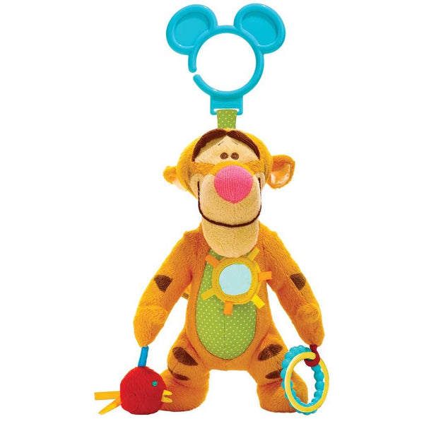 Tigger On-The-Go Activity Toy - Dimples Baby Brooklyn