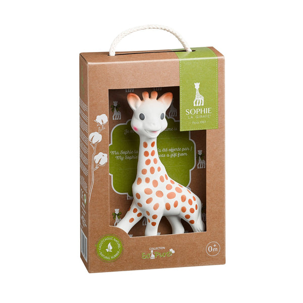 Sophie la Girafe - So'pure box - Dimples Baby Brooklyn