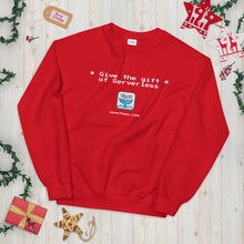Load image into Gallery viewer, Gift of Serverless Christmas Jumper