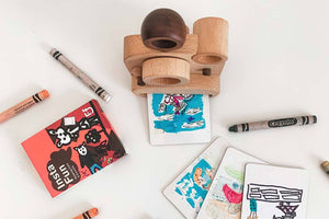 Polaroid Wooden Toy Camera