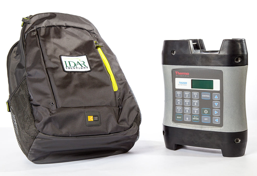 LDAR Backpack for TVA2020
