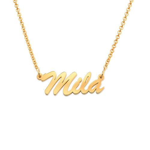 Personalized New Classic Name Necklace