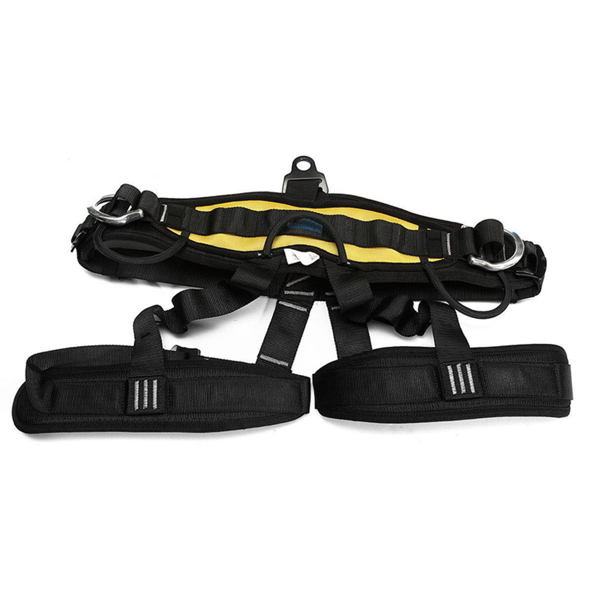 Pro Tree Carving Fall Protection Rock Climbing Equip Gear Rappelling Harness