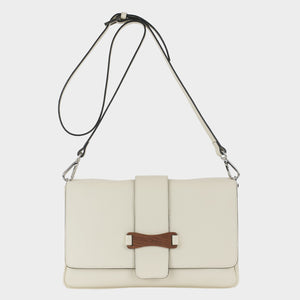 Bags-by-SUMAGEZA-SU-Bubinga - ladies bag-beige-calf leather-long handle, front-10, short and long handle easily interchangeable