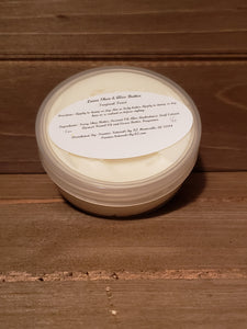 Ready To Ship Whipped Butters & Balms