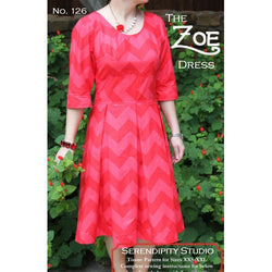 Serendipity - The Zoe Dress Pattern