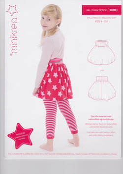 Minikrea - Balloon Skirt - 30103
