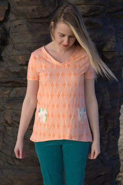 Sew Liberated - Penelope Top Pattern