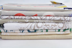 Fat Quarter Bundle - Quilting Cotton - Neutral