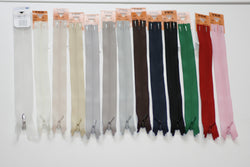 Concealed Zips 20cm (8ins)
