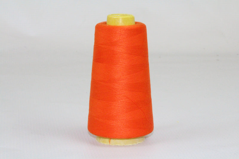 Thread | Overlocker Thread | Polyester | Orange