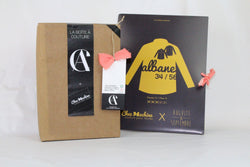 Sewing Kit - Albane Shirt - Grenadine