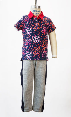 Oliver + S - Parachute Polo and Sweat Pants Pattern
