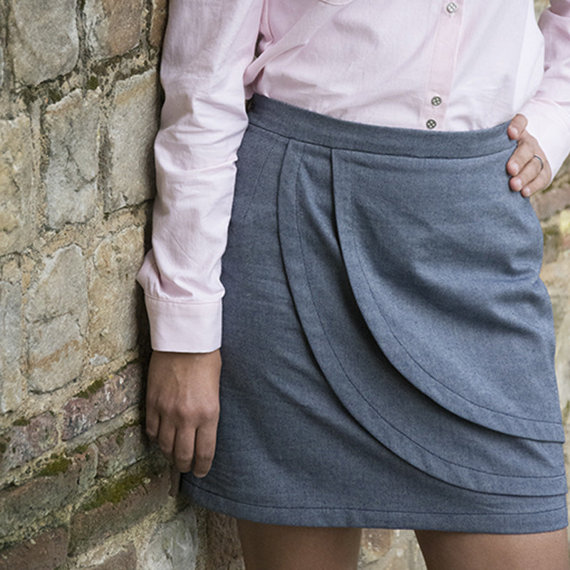 Sewing Kit - Rose Skirt - Marin